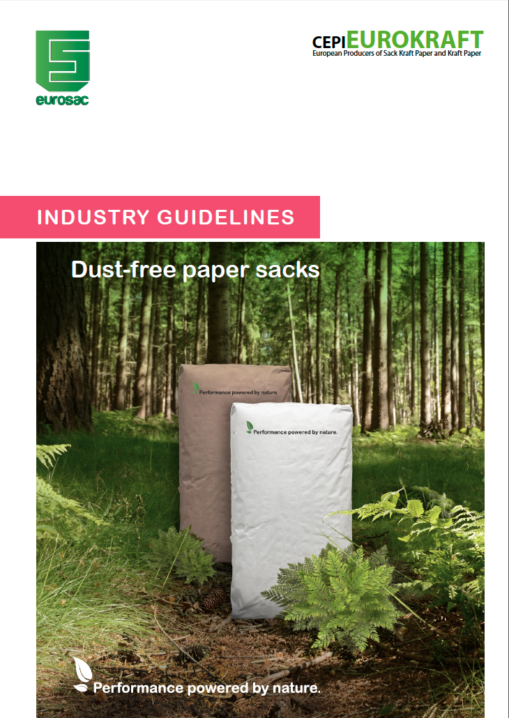 Industry Guidelines Dust-free paper sacks
