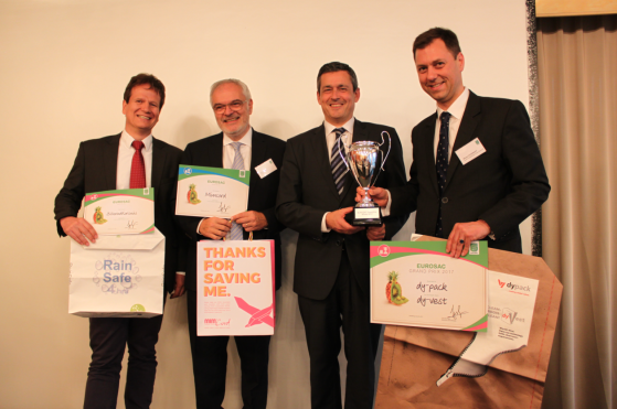 PRESS RELEASE: Let's talk about paper sacks – EUROSAC Congress 2017