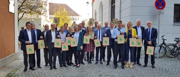 CEPI Eurokraft, Eurosac members celebrate European Paper Bag Day, Oct 18, 2018